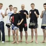 Kehähaiden thainyrkkeilijät päättivät kevätkauden Jyväskylän kisoihin