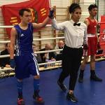 Maksim voitti välieräkamppailunsa kehätuomarin keskeytyksellä kolmannessa erässä