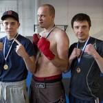 Tino, Juho ja Jevgeni taistelivat menestyksekkäästi potkunyrkkeilyn Helsinki Openissa