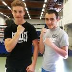 Antton Korpas ja Maksim Protsenko päättivät kisakautensa kansainväliseen Pirkka-turnaukseen