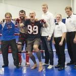 Espoon Kehähait osallistui isännöimäänsä Fairtex Openiin kolmen kilpailijan ja kolmen tuomarin voimin