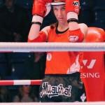 Gia Winberg sijoittui Valko-Venäjällä isketyissä MM-kisoissa hienosti pronssille