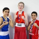 Omar, Rasse ja Abdelsalam nyrkkeilivät lauantaina Peran Kisoissa Forssassa
