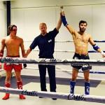 Ehran Öz aloitti thainyrkkeilyn kilpauransa mainiosti