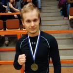 Kare Rintala voitti pronssia