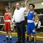 Abdelsalam El Gendy voitti ottelunsa kaikin tuomariäänin