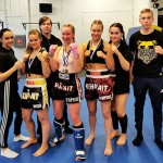 Espoon Kehähait osallistui Helsinki Openiin neljän kilpailijan voimin