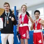Antton, Rasse ja Eslam iskivät viikonloppuna Lasnamäen Spordikompleksissa Tallinnan avoimissa mestaruuskilpailuissa