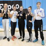 Espoon Kehähait saalisti SM-kisoista peräti neljä kultamitalia