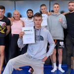Kehähaiden vapaaottelijat hakivat Tallinnasta kansainvälistä kisakokemusta