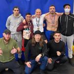 Espoon Kehähaiden vapaaottelijat iskivät lauantaina voittoja ja kokemusta