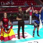 Janika Antinmaa kukisti avausottelussaan espanjalaisvastustajansa
